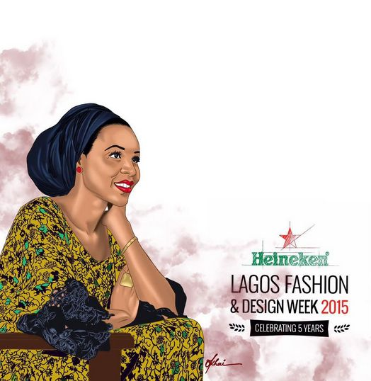 Heineken Lagos Fashion & Design Week Ambassadors - BellaNaija - October 2015002