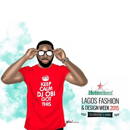 Heineken Lagos Fashion & Design Week Ambassadors - BellaNaija - October 2015003