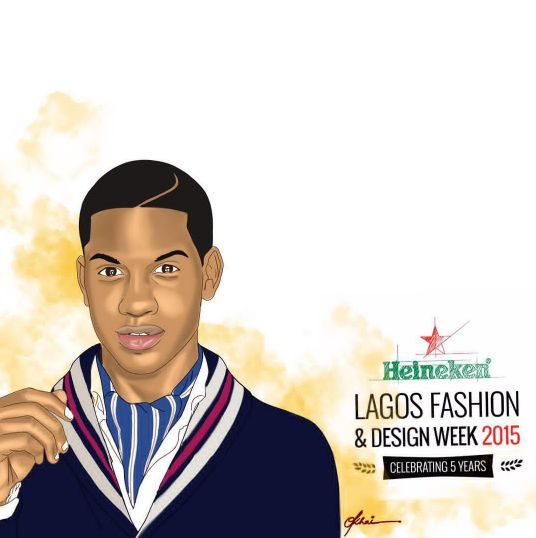 Heineken Lagos Fashion & Design Week Ambassadors - BellaNaija - October 2015006