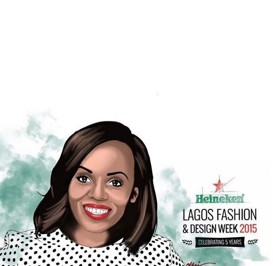Heineken Lagos Fashion & Design Week Ambassadors - BellaNaija - October 2015007
