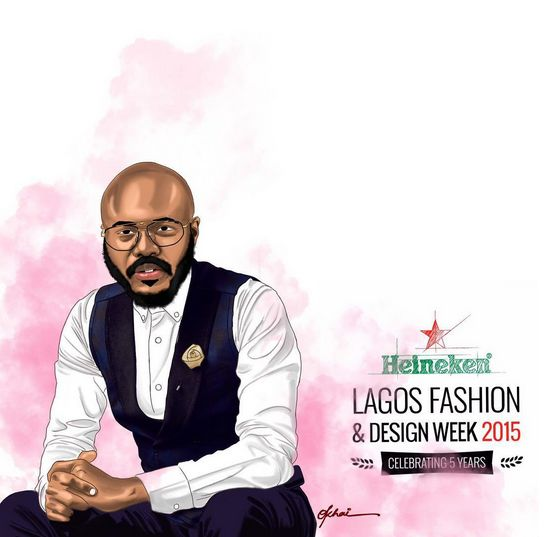 Heineken Lagos Fashion & Design Week Ambassadors - BellaNaija - October 2015008