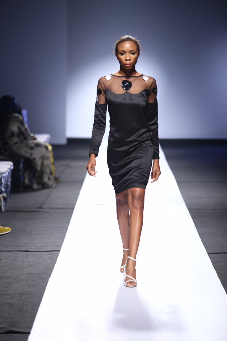 Heineken Lagos Fashion & Design Week Mi-Le Collection - BellaNaija - October 2015