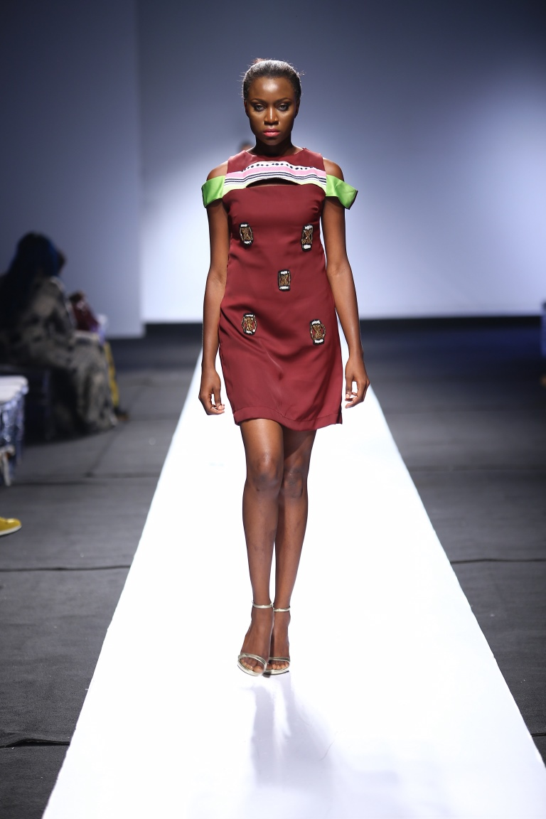 Heineken Lagos Fashion & Design Week Mi-Le Collection - BellaNaija - October 20150011