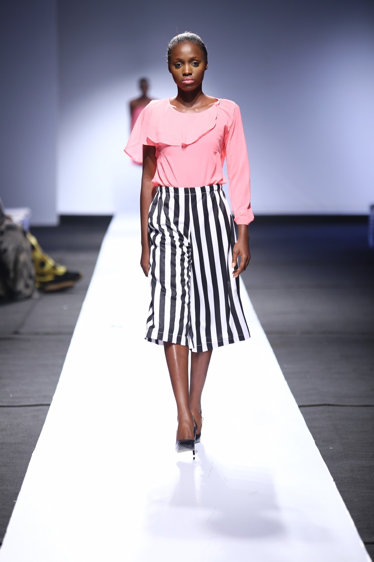 Heineken Lagos Fashion & Design Week Mi-Le Collection - BellaNaija - October 2015003