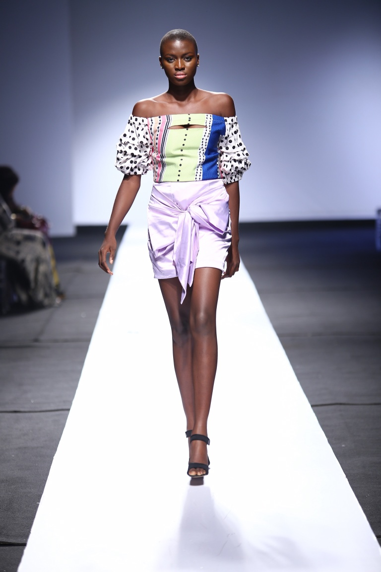 Heineken Lagos Fashion & Design Week Mi-Le Collection - BellaNaija - October 2015007