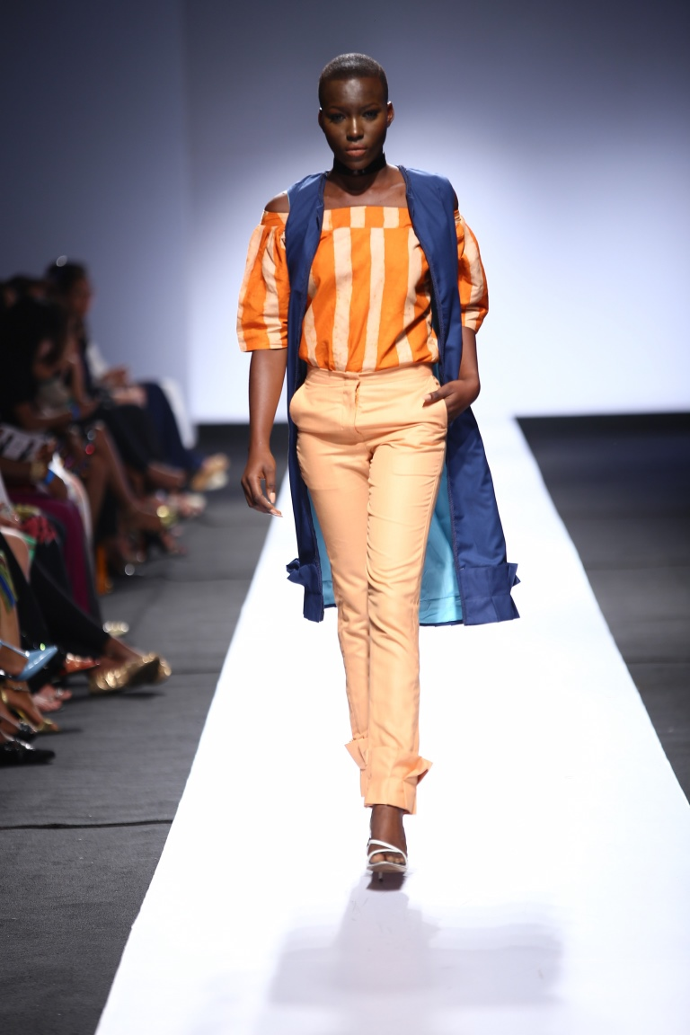 Heineken Lagos Fashion & Design Week Omilua Collection - BellaNaija - October 2015005