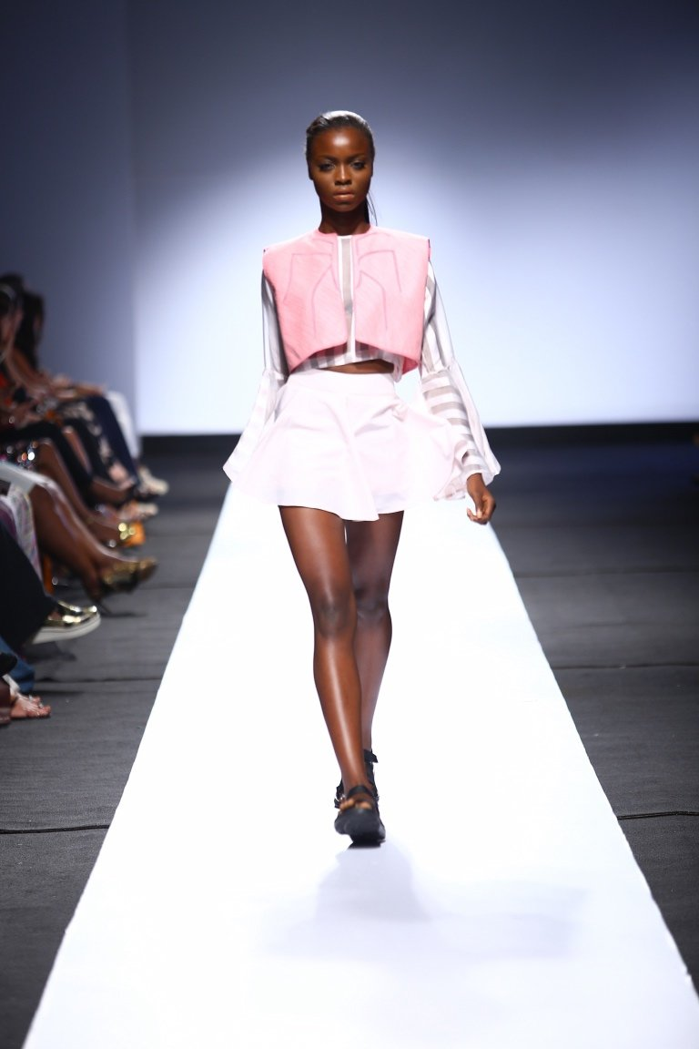 Heineken Lagos Fashion & Design Week Ré Collection - BellaNaija - October 2015