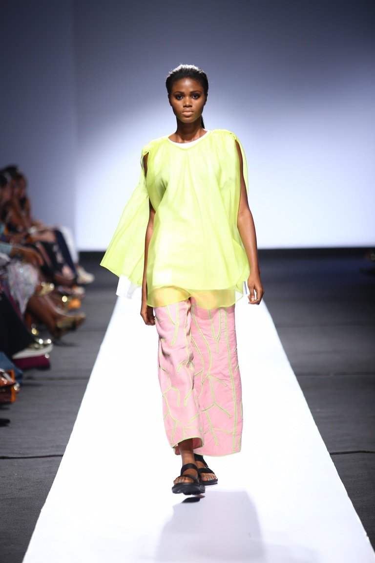 Heineken Lagos Fashion & Design Week Ré Collection - BellaNaija - October 20150014