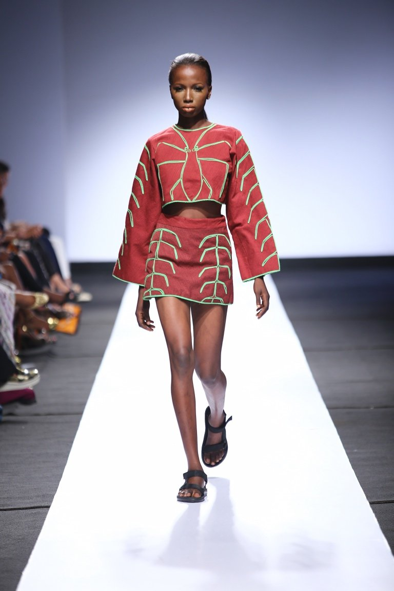 Heineken Lagos Fashion & Design Week Ré Collection - BellaNaija - October 20150023