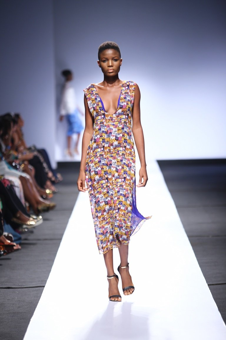 Heineken Lagos Fashion & Design Week Tiffany Amber Collection - BellaNaija - October 2015004