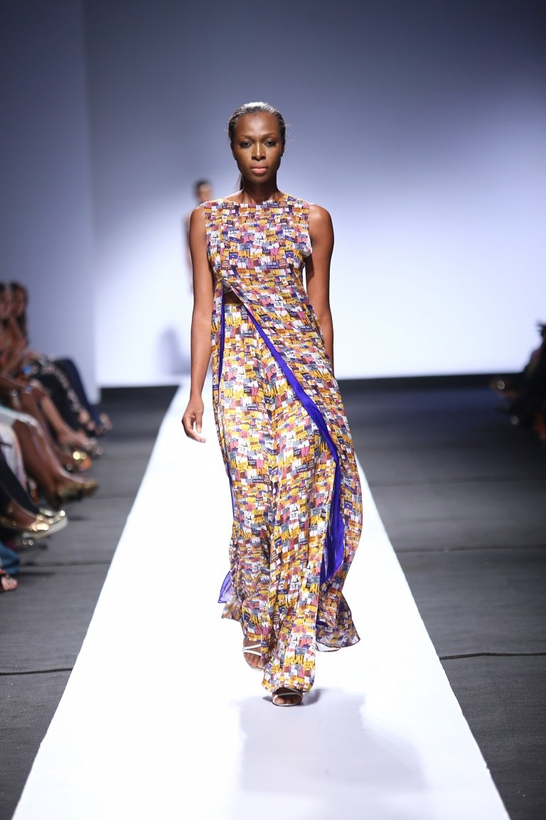 Heineken Lagos Fashion & Design Week Tiffany Amber Collection - BellaNaija - October 2015005