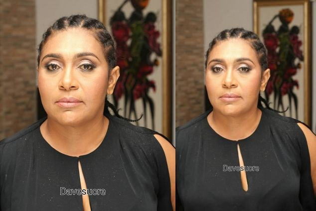 Hilda Dokubo Makeup - BellaNaija - October 2015002
