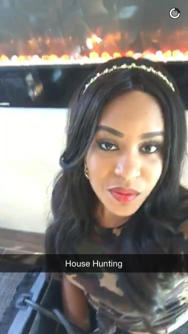 Queen Naija Snapchat Official Snapchat Username ...