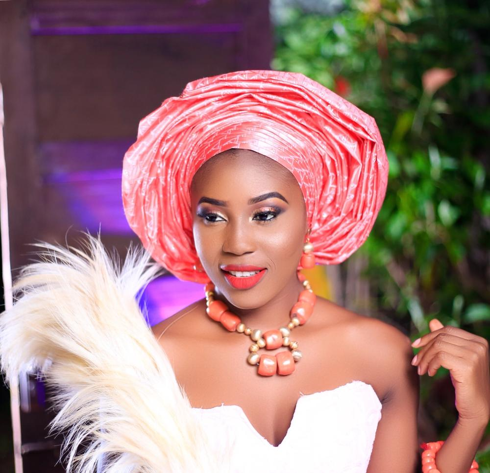 Igbo Nigerian Bride-Layefa Beauty-BellaNaija 0