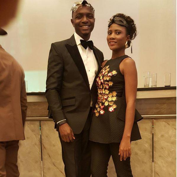 Ik Osakioduwa & Theresa Edem