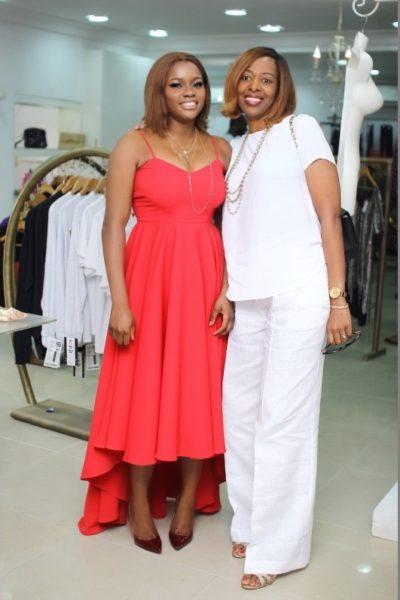 Isoken Ogiemwonyi and Biola Alabi