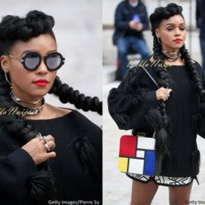 Janelle Monae Natural Hair - Bellanaija - September0010