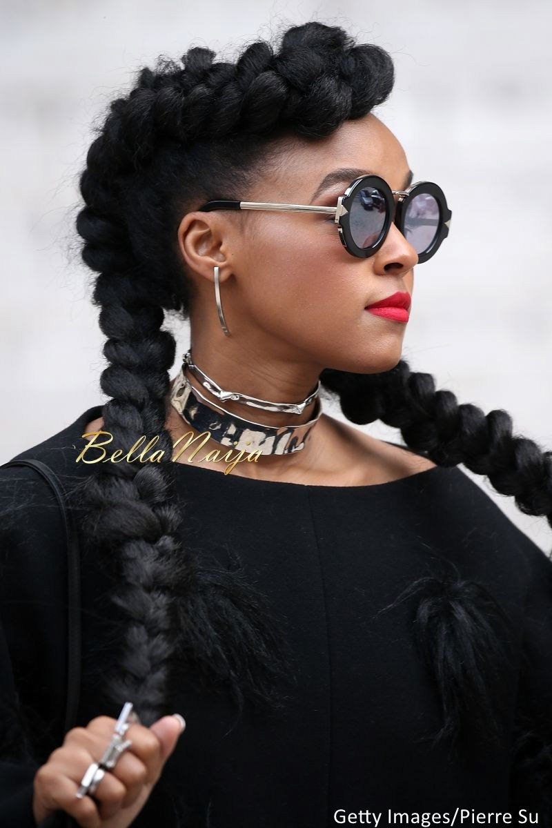 Janelle Monae Natural Hair - Bellanaija - September007