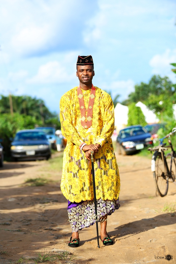 Jide Aboderin and Tiese Abiodun - Ikot Ekpene, Akwa Ibom Wedding - Udimee Photography | BellaNaija Weddings 2015_IMG_8952