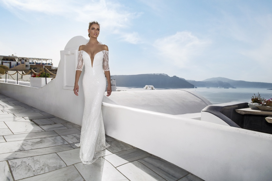 Julie Vino _ Santorini Collection 2016 _ BellaNaija Weddings Dresses 2015_1000 (1)