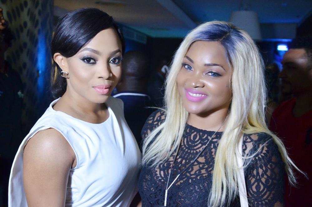 Juliet Ibrahim's Shattered Romance Nigeria Premiere