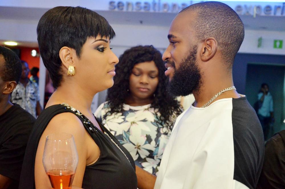 Juliet Ibrahim's Shattered Romance Nigeria Premiere17