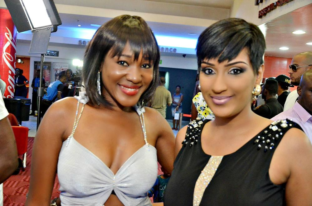 Juliet Ibrahim's Shattered Romance Nigeria Premiere19