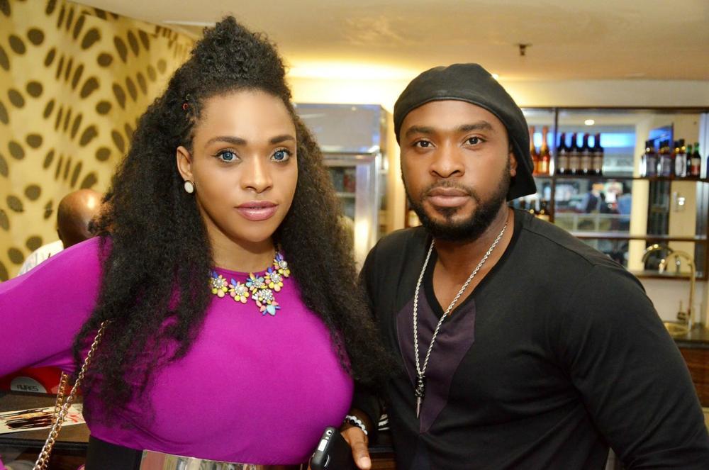 Juliet Ibrahim's Shattered Romance Nigeria Premiere2