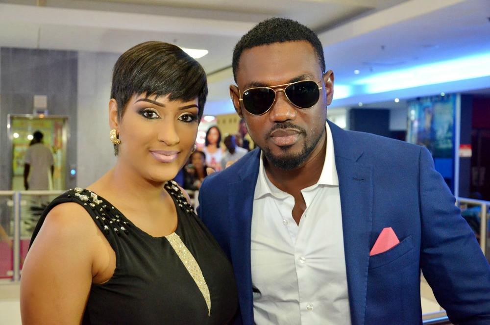Juliet Ibrahim's Shattered Romance Nigeria Premiere22