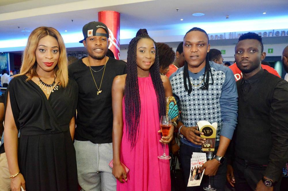Juliet Ibrahim's Shattered Romance Nigeria Premiere28