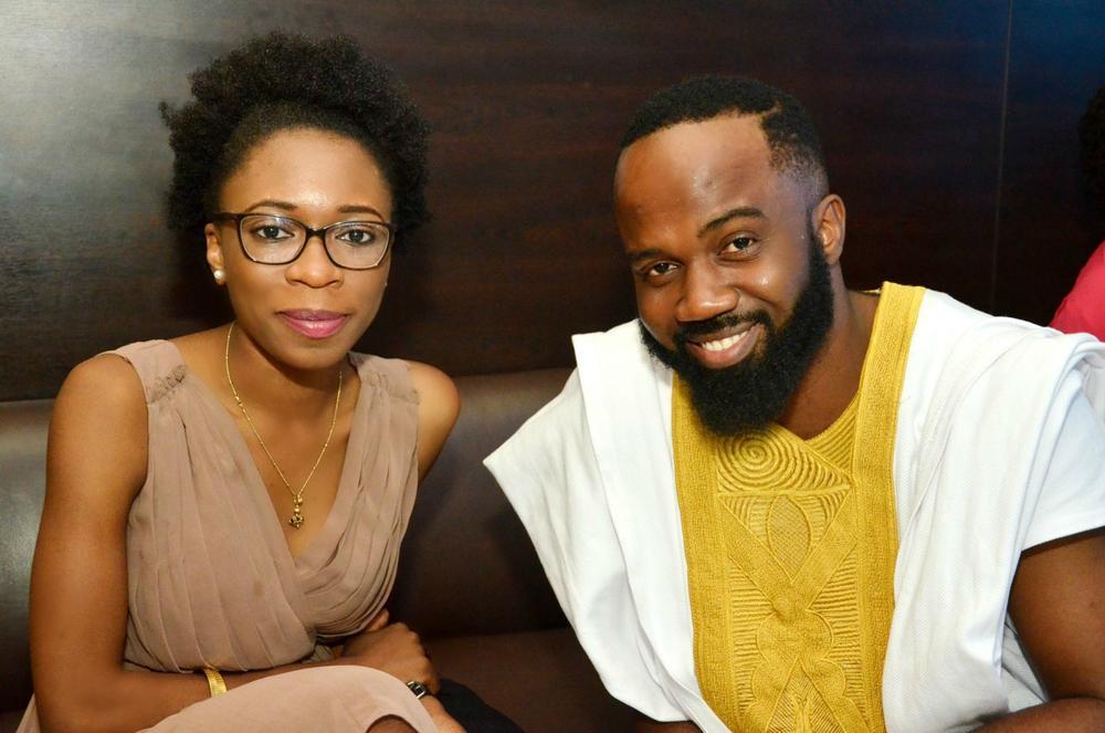 Juliet Ibrahim's Shattered Romance Nigeria Premiere3