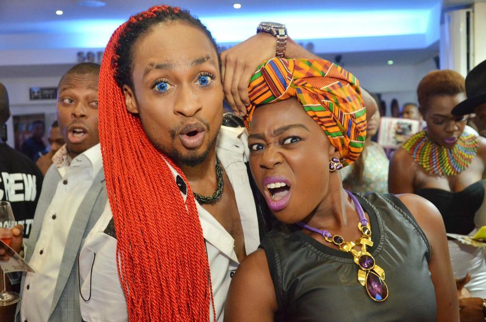 Juliet Ibrahim's Shattered Romance Nigeria Premiere33
