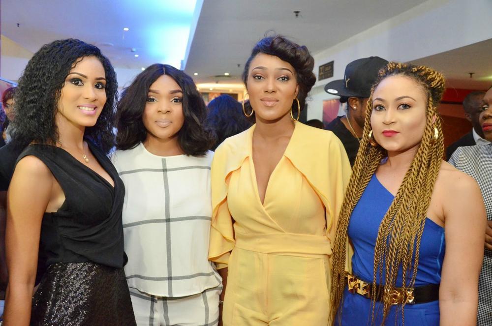 Juliet Ibrahim's Shattered Romance Nigeria Premiere4