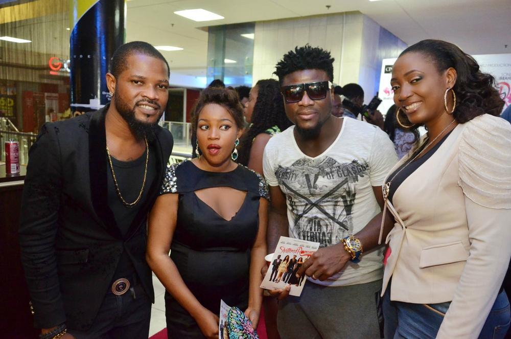 Juliet Ibrahim's Shattered Romance Nigeria Premiere64