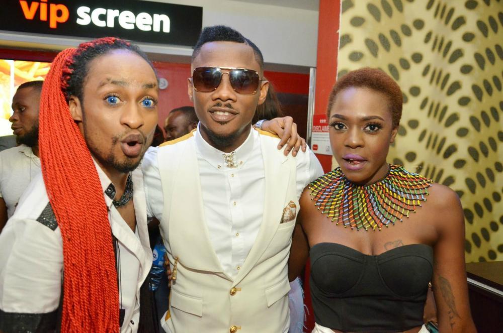 Juliet Ibrahim's Shattered Romance Nigeria Premiere65
