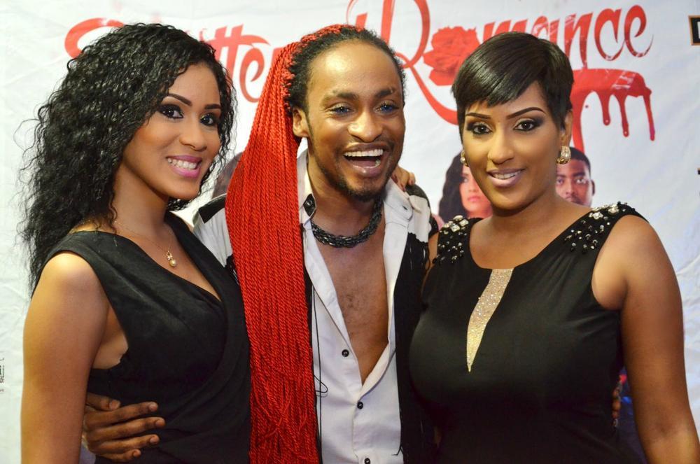 Juliet Ibrahim's Shattered Romance Nigeria Premiere66