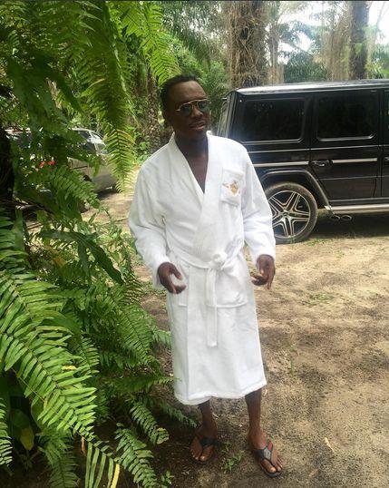 Julius Agwu 2nd Chance - BellaNaija - October 2015
