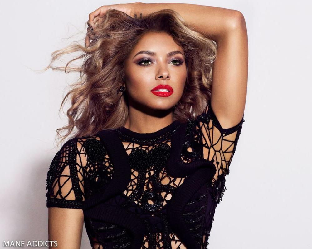 Kat Graham for Mane Addicts October 2015 Edition - BellaNaija - October 2015003