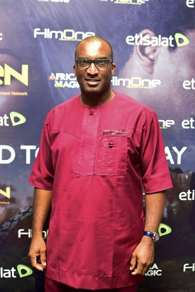 Kene Mkparu (MD, FilmOne Distribution)