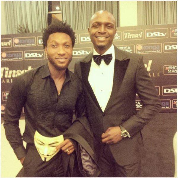 Kingsley Nwachukwu & Ik Osakioduwa