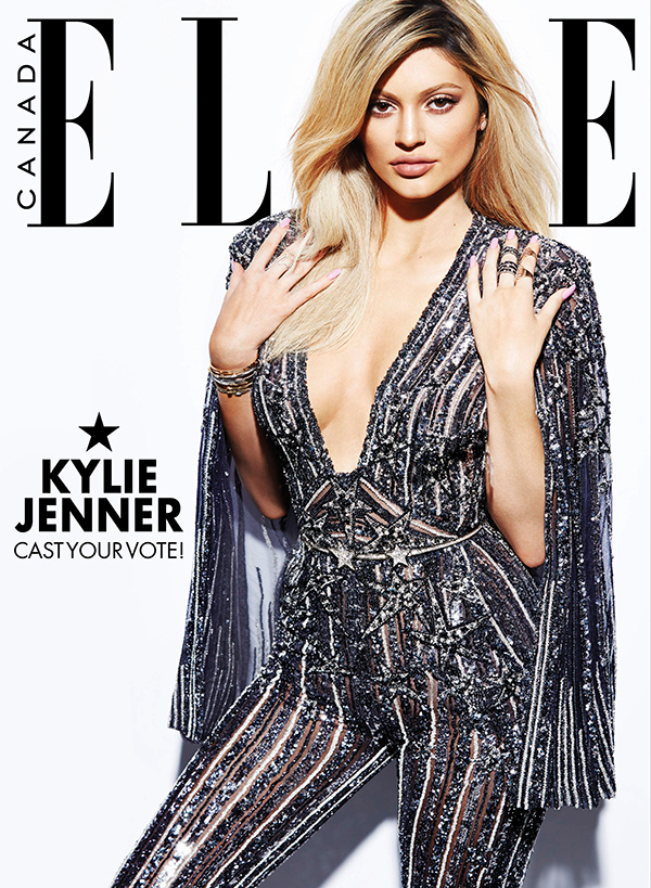 Kylie Jenner for ELLE Canada - BellaNaija - October 2015001