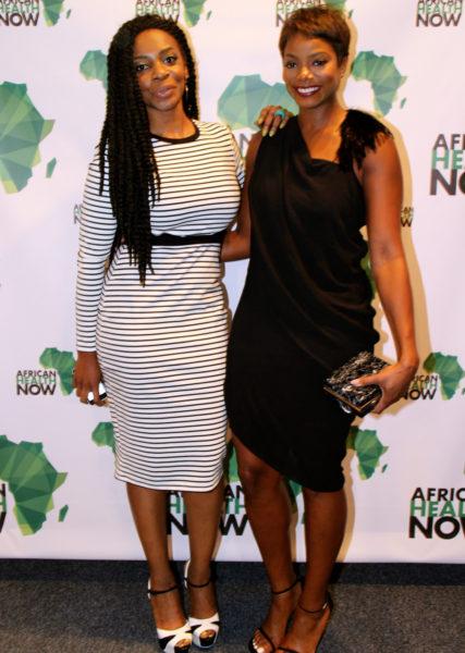 L-R, Ojinika Obiekwe,WPIX-TV and Tai Beauchamp, TLC What to Wear