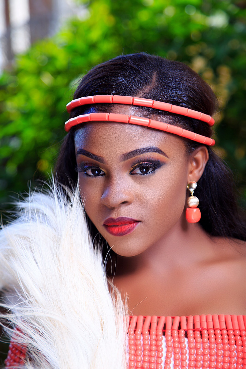 Layefa Beauty-Delta Igbo Nigerian Bride-BellaNaija 01