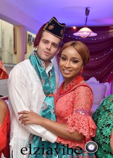 Lerato Tomato Umah weds British Broker Thurston Shaylor- BellaNaija 4