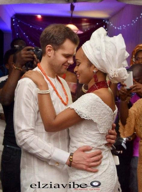 Lerato Tomato Umah weds British Broker Thurston Shaylor- BellaNaija 5