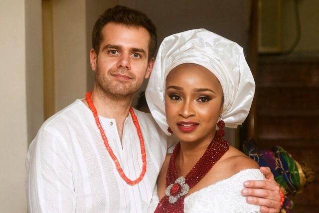 Lerato Tomato Umah weds British Broker Thurston Shaylor- BellaNaija 7