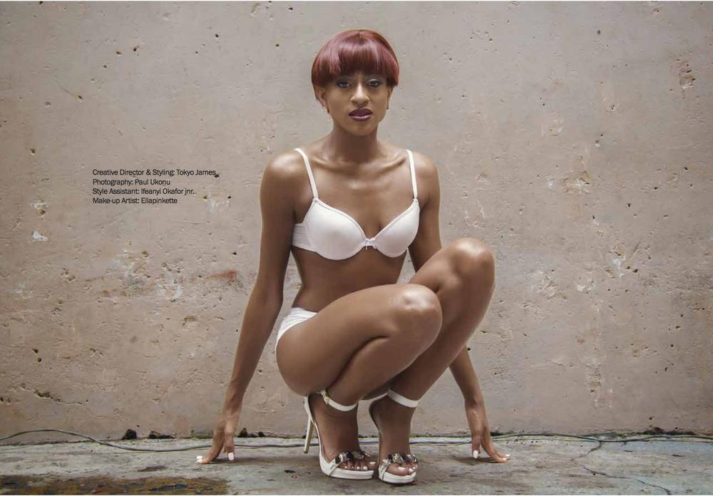 Lola Savage MADE Magazine BellaNaija 4