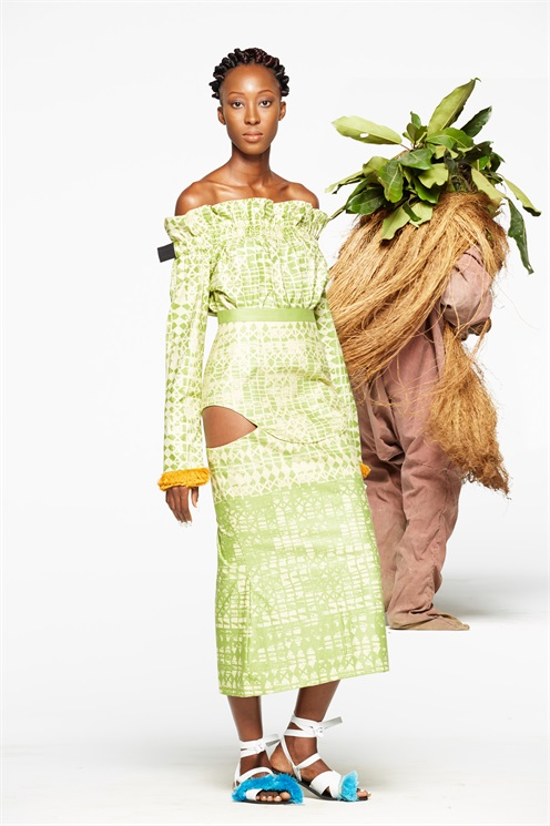 Loza Maléombho Spring Summer 2016 Collection - BellaNaija - October 20150012