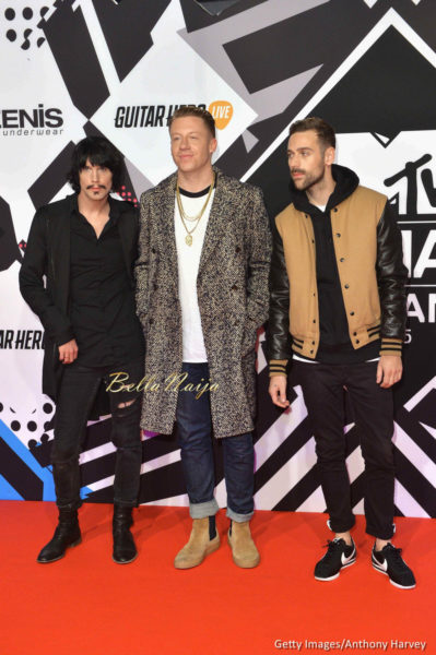 Eric Nally, Macklemore, Ryan Lewis