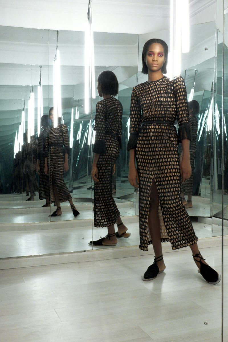 Maki Oh Spring 2016 Ready to Wear Collection Lookbook - Bellanaija - October011